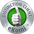 Ekomi - Distinctions client
